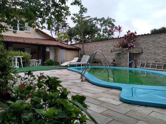 Casa Em Riviera De São Lourenço, Bertioga/sp De 200m² 4 Quartos Para Locação R$ 2.400,00/dia - Ca352440