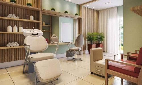 Apartamento Com 2 Dormitórios À Venda, 83 M² Por R$ 759.000,00 - Fundação - São Caetano Do Sul/sp - Ap12218
