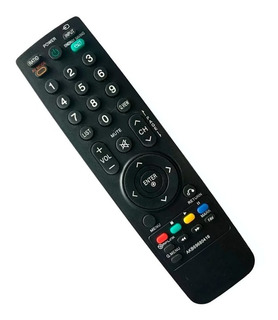 Controle Remoto Tv Lg Plasma Lcd Led Lg Todos Modelos