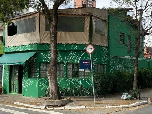 Excelente Imóvel Comercial, Já Adpatado P/ Restaurante  - Rr4709