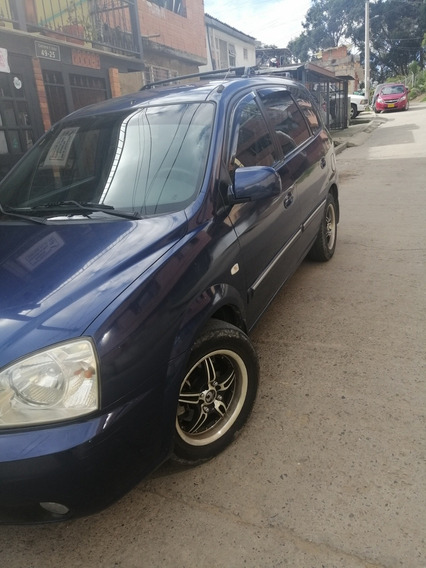 Kia Carens Statiun Wagon