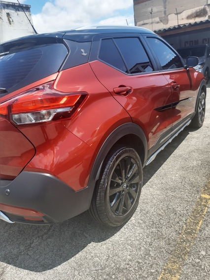 Nissan Kicks 1.6 Uefa Champions League 16v Aut. 5p 2019
