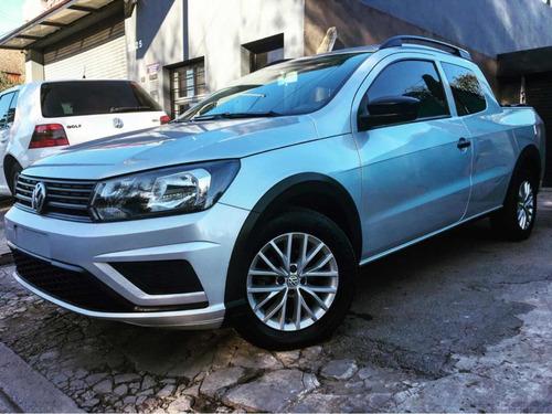 Volkswagen Saveiro 1.6 Gp Cd 101cv Pack High 2017