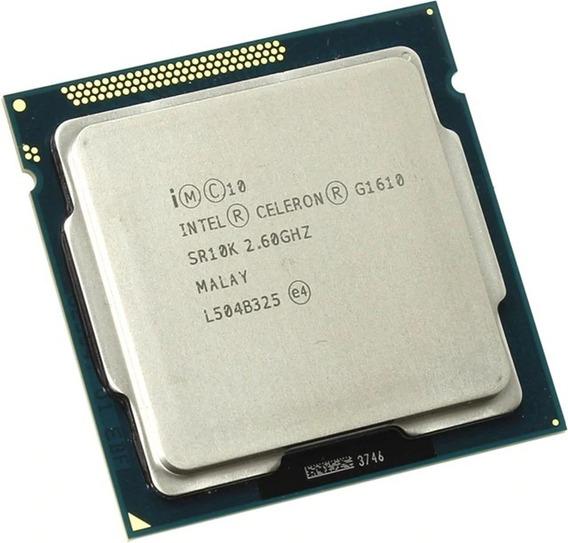 Processador Celeron G1610 Socket 1155 2,6 Ghz