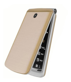 Telefone Celular Lemon Flip 2g Viva 4 Dual Lm-755