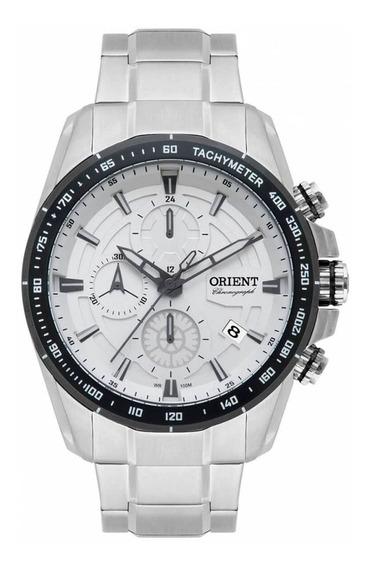 Relógio Masculino Orient Mbssc182 S1sx Barato Original