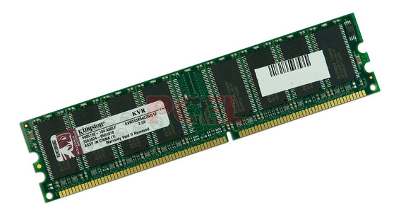 Memoria Pc Kingston 512mb Ddr 333mhz Pc2700