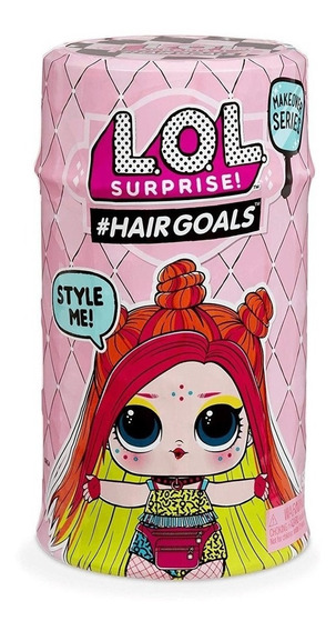 Lol Surprise Hair Goals L.o.l Con Pelo Original 557067e7c