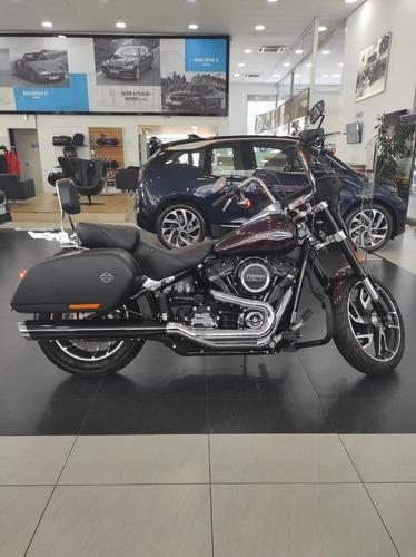 Imagem 1 de 15 de Harley-davidson Sport Glide 2019