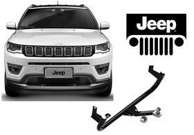 Lançamento! Engate Jeep Compass 2017 Tds Modelos Não Fura