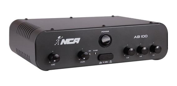 Pré Amplificador Sa-100 - Nca