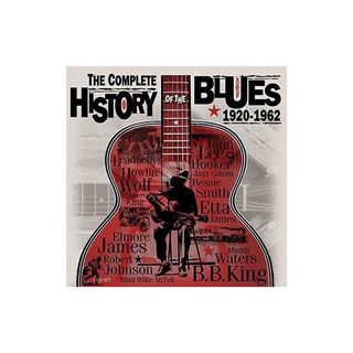 Complete History Of The Blues 1920-62/various Complete Histo