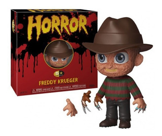 Figura Funko Pop 5 Star Horror - Freddy Krueger Original