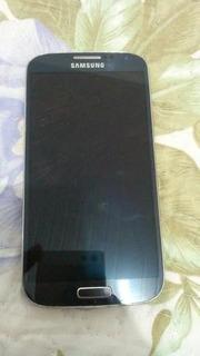 Samsung Galaxy S4 Tela Trincada ! Touch E Funcionamento Ok