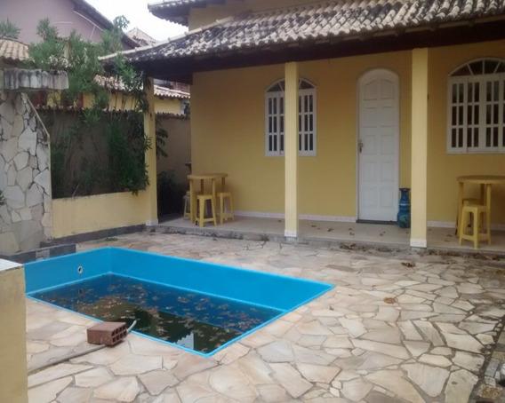Casa A Venda No Bairro Itauna Em Saquarema - Rj. 1 Banheiro, 2 Dormitórios, 1 Vaga Na Garagem. - 2455 - 2455 - 34340001