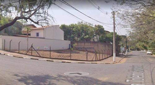 Terreno À Venda, 250 M² Por R$ 318.000,00 - Barão Geraldo - Campinas/sp - Te0995