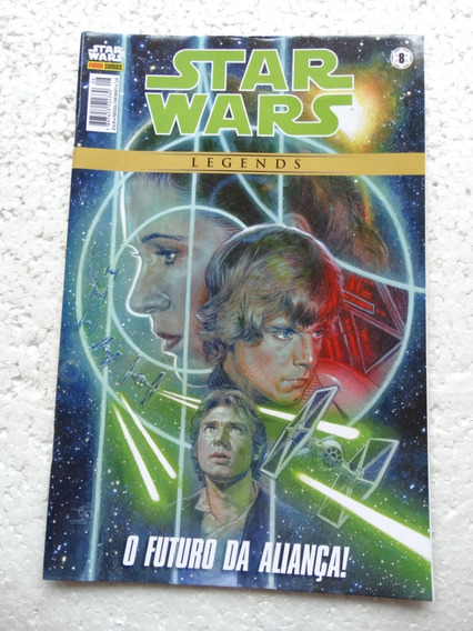 Star Wars Legends Nº 8! Panini Mai 2015!