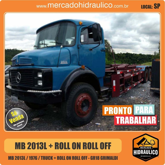 Mb 2013l / 1976 - Roll On Roll Off G18 Grimaldi