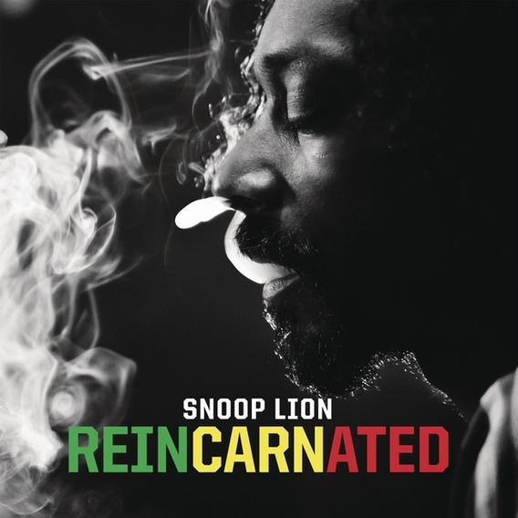Lp Snoop Lion Reincarnated Duplo Novo Lacrado