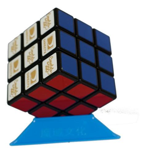 Regalo Empresarial Cubo De Rubik Personalizado Ploteado 3x3