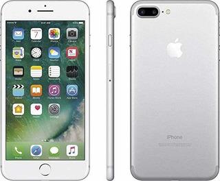 iPhone 7 Plus Silver 32 Gb Libre Usado Impecable La Plata
