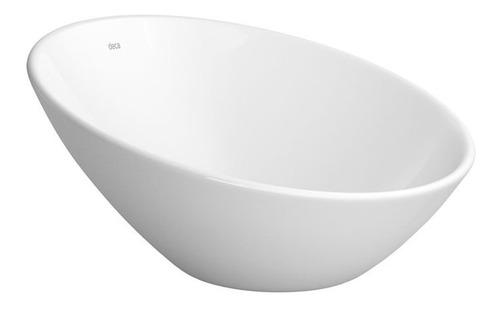 Imagen 1 de 10 de Bacha Apoyar Baño Exclusiva Alta Deca L1036 Oval Diseño