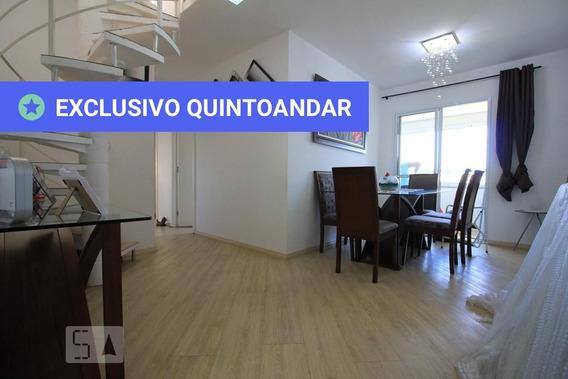 Apartamento No 8º Andar Com 3 Dormitórios E 3 Garagens - Id: 892946744 - 246744