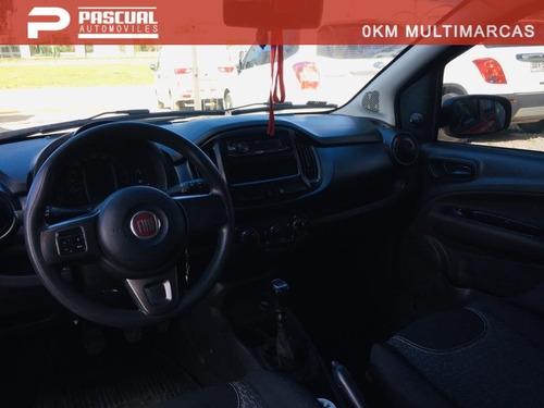 Fiat Uno Atractive 2017 Muy Buen Estado!