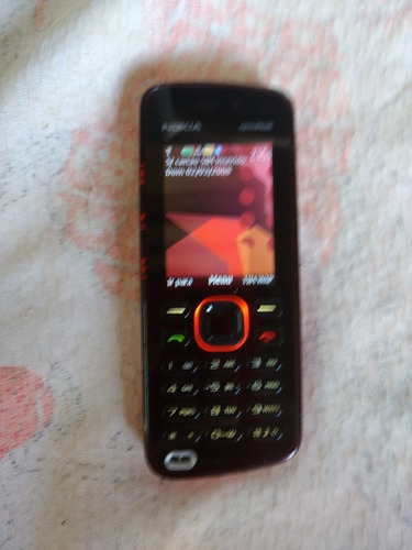Celular Nokia 5220 Xpressmusic TimUsado