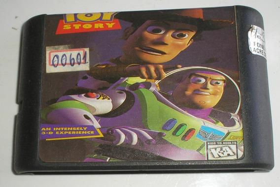 Toy Story Mega Drive Paralela Usada Funcionando