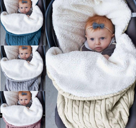 Saco De Dormir Bebê Pronta Entrega Importado Lindo Trico