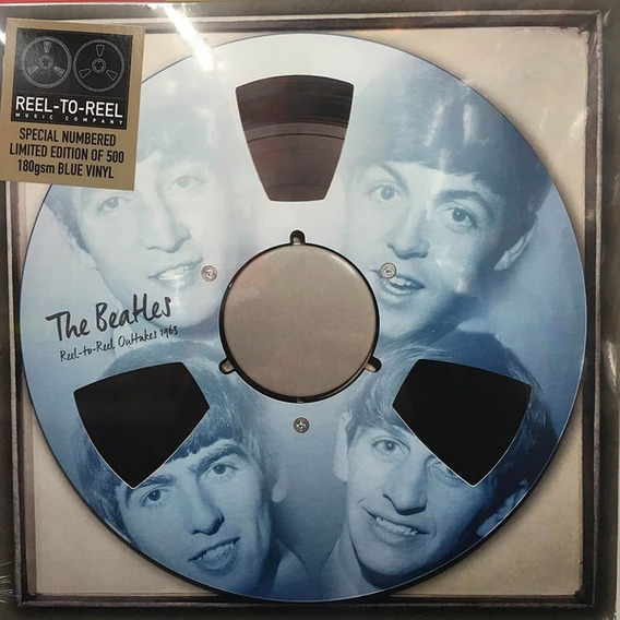 The Beatles Reel-to-reel Outtakes 1963-vinyl, Lp, Compilat