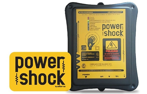 Eletrificador Cercas Aliara Powershock Alta Performance #