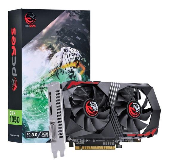 Placa De Vídeo Gtx 1050 2gb Gddr5 128bits Geforce Nvidia Dua