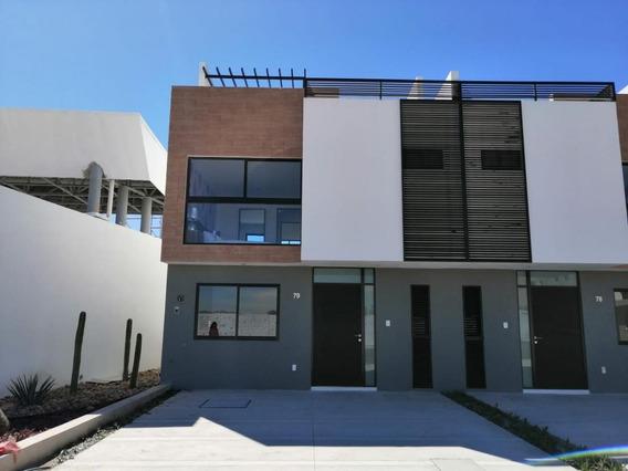 Casa En Venta Zakia Residencial Zanté Querétaro Preventa Oportunidad De Inversión. Rcv200707-cl