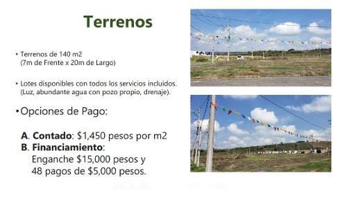 Zapotlanejo Jal Oportunidad De Invertir En Terrenos