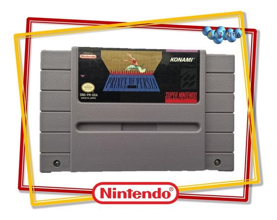 Prince Of Persia Original Super Nintendo