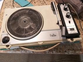 Vitrola Delta Radio-eletrola 8900 Anos 60 Impecável Funciona