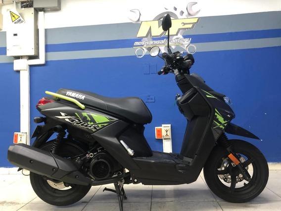 Yamaha Bws Fi 125 2020 Traspaso Incluido!!