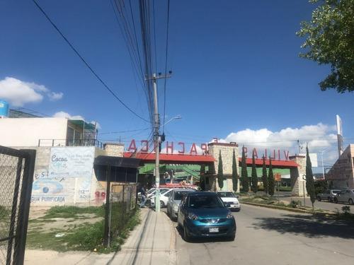 Imagen 1 de 6 de Terreno En Renta, En La Entrada De Villas De Pachuca