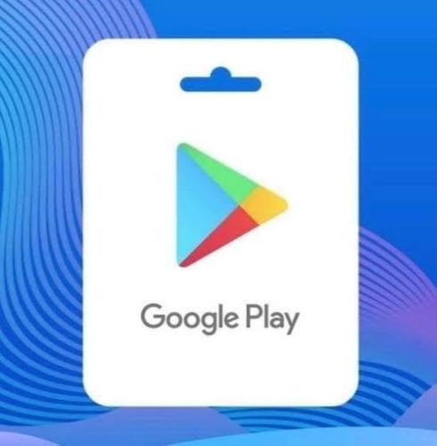 Imagen 1 de 1 de Tarjeta De Regalo Google Play $1000 (leer Descripción)
