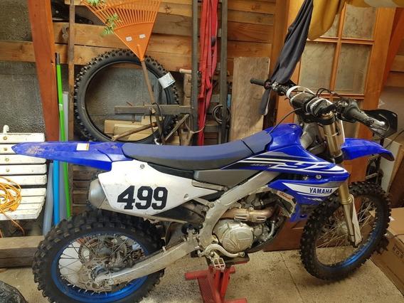 Yamaha Yz450fx 33horas