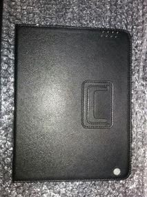 Capa Para iPad Iwill Couro Sintético - Preto