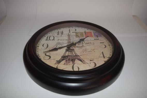 Reloj Torre Eiffel, Vintage.