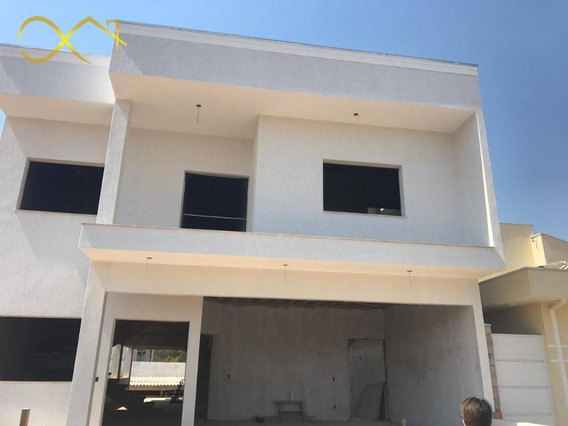 Casa Com 4 Dormitórios À Venda, 323 M² Por R$ 500.000 - Jardim São José - Paulínia/sp - Ca1868