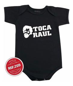 Body Raul Seixas Toca Raul Bebê Bori Bodie