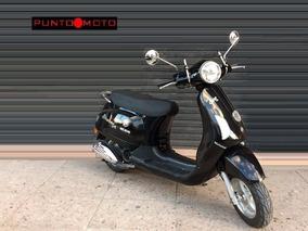 Motomel Scooter 150 Strato Euro !! Puntomoto !! 15-2708-9671