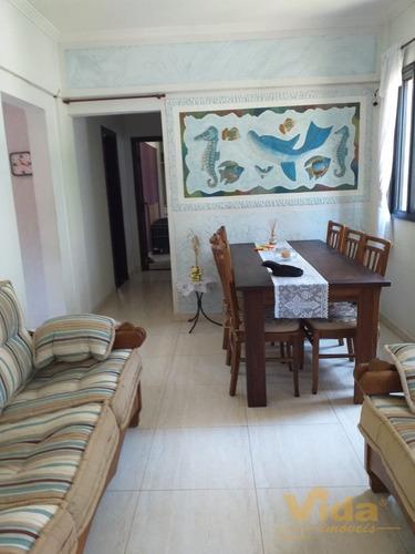 Apartamento Em Ocian  -  Praia Grande - 43954