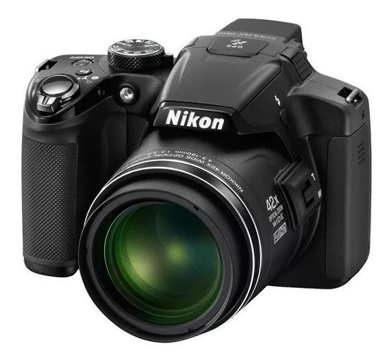 Câmera Nikon Coolpix P510 (semi Profissional)