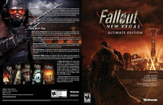Fallout: New Vegas Ultimate Edition Pc - Steam Key